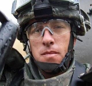 Sgt. 1st Class Collin J. Bowen, Killed  Mar. 14, 2008, Transition Team member