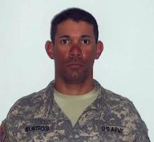 Capt. Ulises Burgos-Cruz, Killed Apr. 6, 2008, Transition Team member