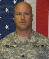 Lt. Col. James J. Walton, Killed Jun. 21, 2008, Transition Team member