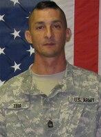 Sgt. 1st Class David J. Todd Jr., Killed Aug. 20, 2008, Transition Team member