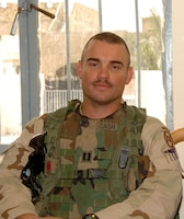 Capt. Christopher S. Cash, Killed Jun. 24, 2004, 24th Infantry Division, 30th Enhanced Separate Brigade
