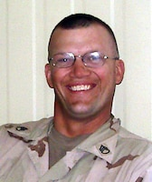 Staff Sgt. Michael Voss, Killed Oct. 8, 2004, 24th Infantry Division, 30th Enhanced Separate Brigade