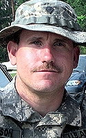 Spc. Jacques E. Brunson, Killed Jul. 24, 2005, 24th Infantry Division, 48th Enhanced Separate Brigade