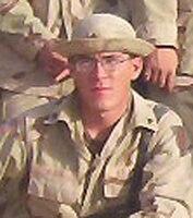 Sgt. Jarrod W. Black, Killed Dec. 12, 2003