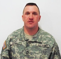 Sgt. 1st Class Scott R. Ball, Killed Aug. 27, 2007, Transition Team member