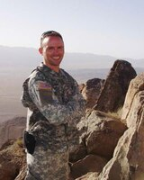Air Force Master Sgt. Patrick D. Magnani Died Sept. 4, 2007, Transition Team member