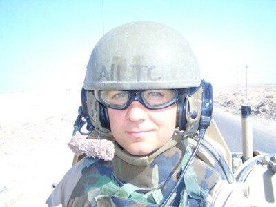 2nd Lt. Brian D. Smith, Killed Jul. 2, 2004