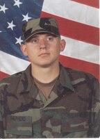 Sgt. Daniel M. Shepherd, Killed Aug. 15, 2004