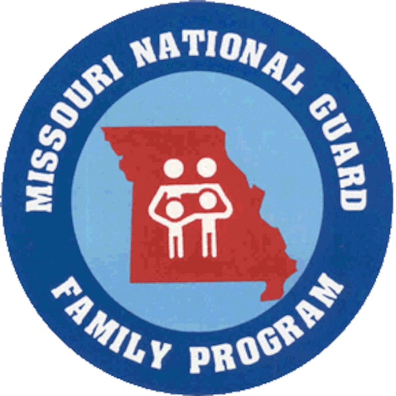 Missouri National Guard Family Support Logo.