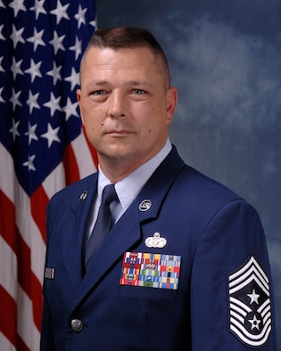 Chief Master Sgt. W. Allen Usry is the first Air National Guard command chief master sergeant selected as a Command Senior Enlisted Advisor for a combatant command.