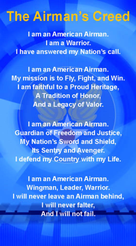 Art download full image photo details share airmans creed altavistaventures Images