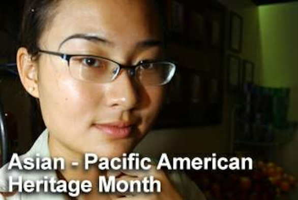 May is Asian-Pacific American Heritage Month and events throughout the month will highlight the culture and achievements of Asian-Pacific Americans.  (U.S. Air Force photo illustration)