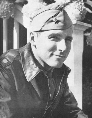 Capt. William E. Dyess. (U.S. Air Force photo)