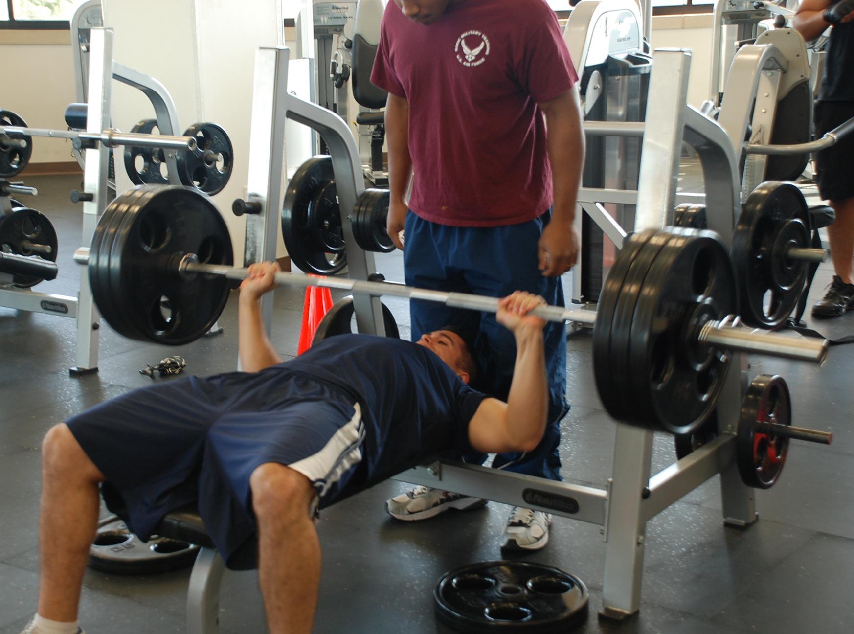 Laughlin afb gym