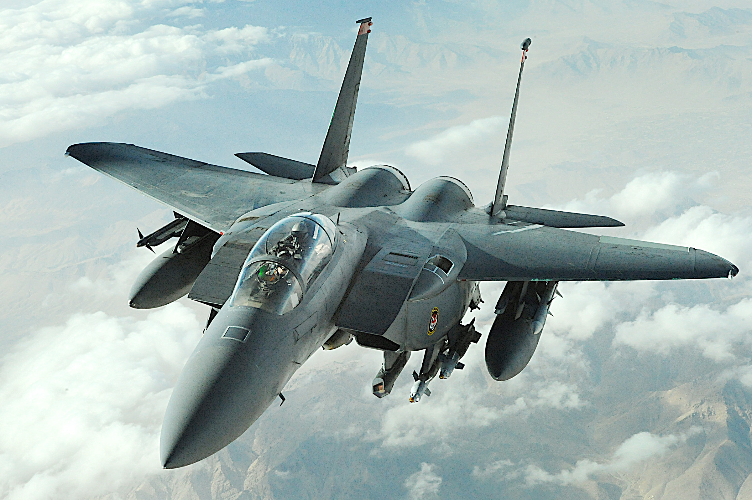 F 15 Strike Eagle F-15E Strike Eagle &gt...