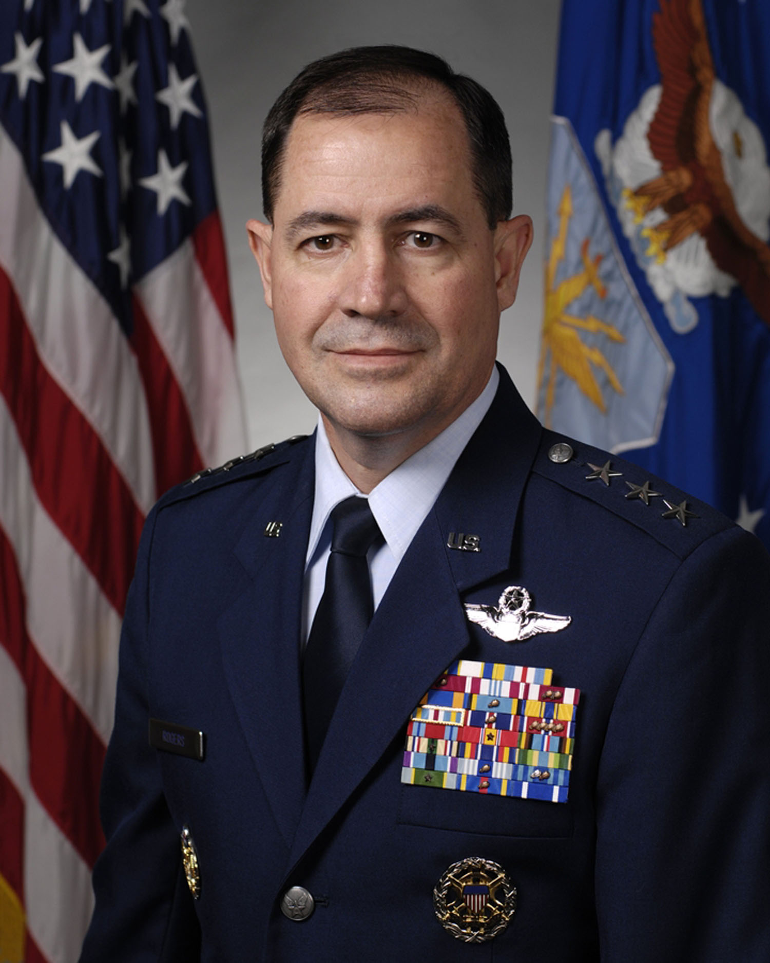 Biographies: LIEUTENANT GENERAL MARC E. ROGERS > U.S. Air Force