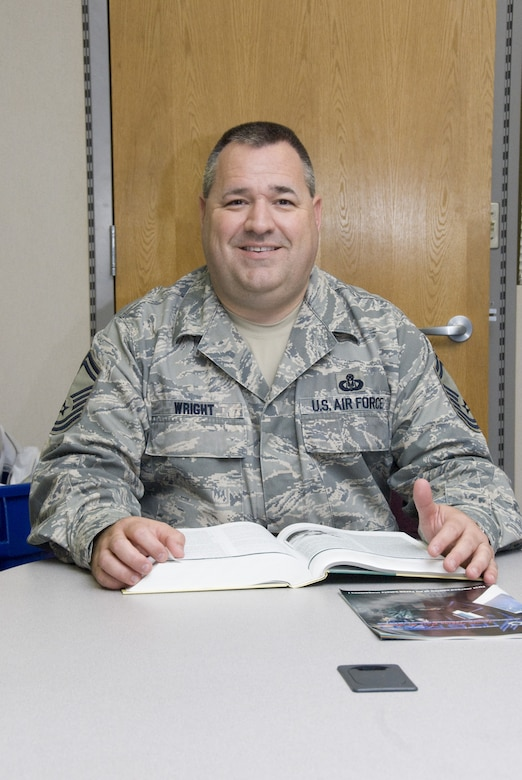 Senior Master Sgt. Barry Wright, the 123rd Airlift Wing?s safety and occupational health manager, has been named one of the top safety professionals in the U.S. Air Force.