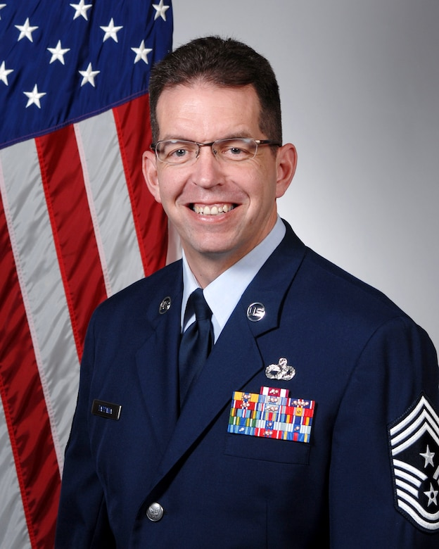 Command Chief, Air Education and Training Command.