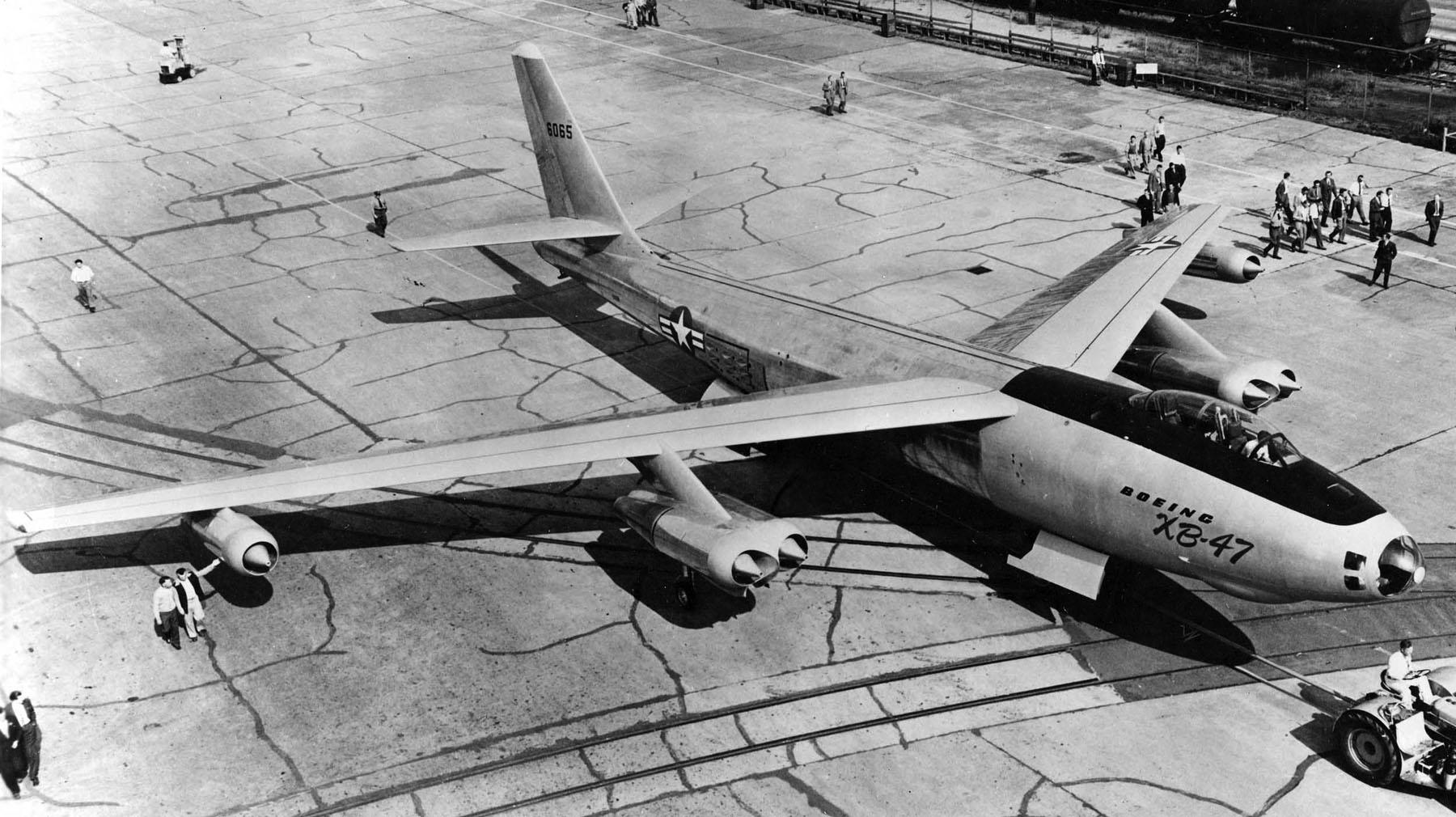 Boeing XB-47