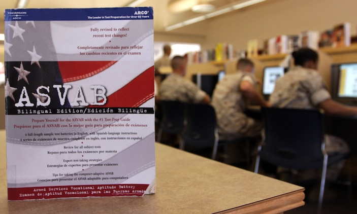 New requirements for ASVAB retest > Marine Corps Base Camp Pendleton