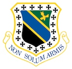 3rd Wing patch (U.S. Air Force graphic)