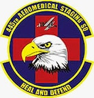 445th Aeromedical Staging Squadron Patch
