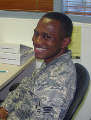 Senior Airman Josiah Walker