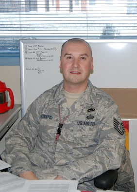 Tech. Sgt. Lee McKinstry