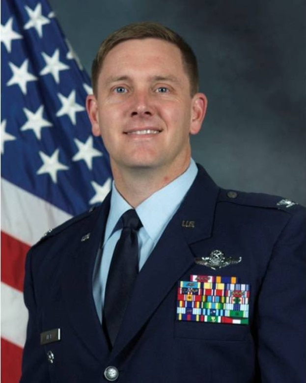 Col. Kirk Lear, 314th Airlift Wing vice commander