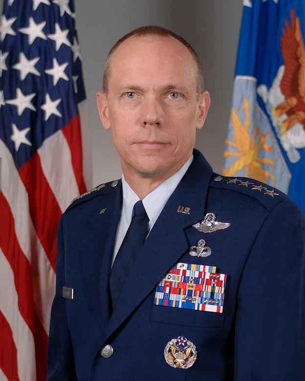 Gen. Donald Hoffman