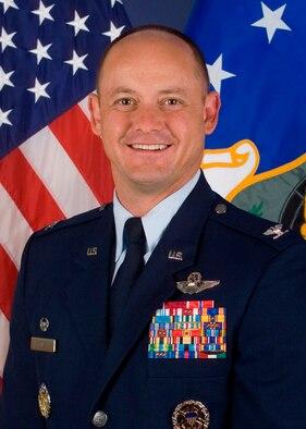 Col. Kevin J. Kilb, 62nd Airlift Wing commander