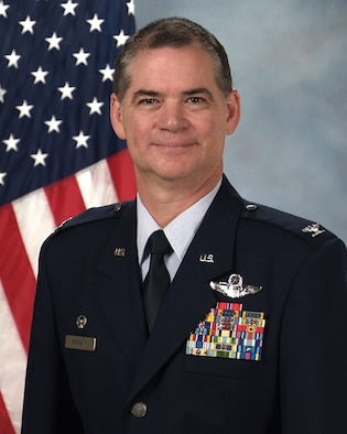 Col. Jay Pittman, Jr., is the commander of the 302nd Airlift Wing, Air Force Reserve. (U.S. Air Force photo)