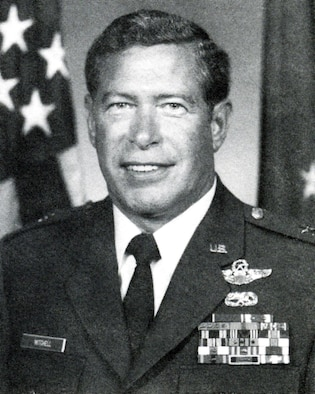 Brigadier General Lawrence A Mitchell Us Air Force Biography