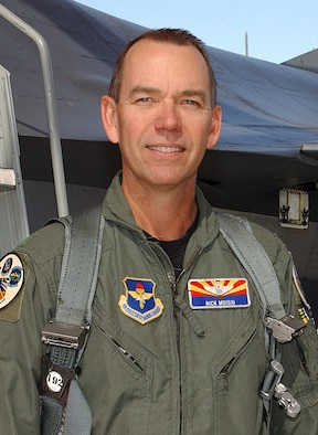 Brig. Gen. Rick Moisio, commander of the 162nd Fighter Wing from 2004 to 2009, reflects on his command and the future of the Air Guard. (Air National Guard photo)