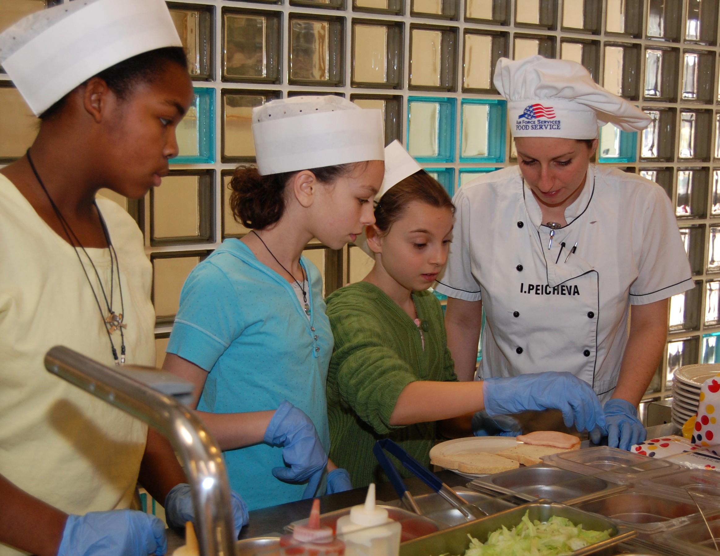aviano teens children get up close look into base workforce aviano teens children get up close look into base workforce