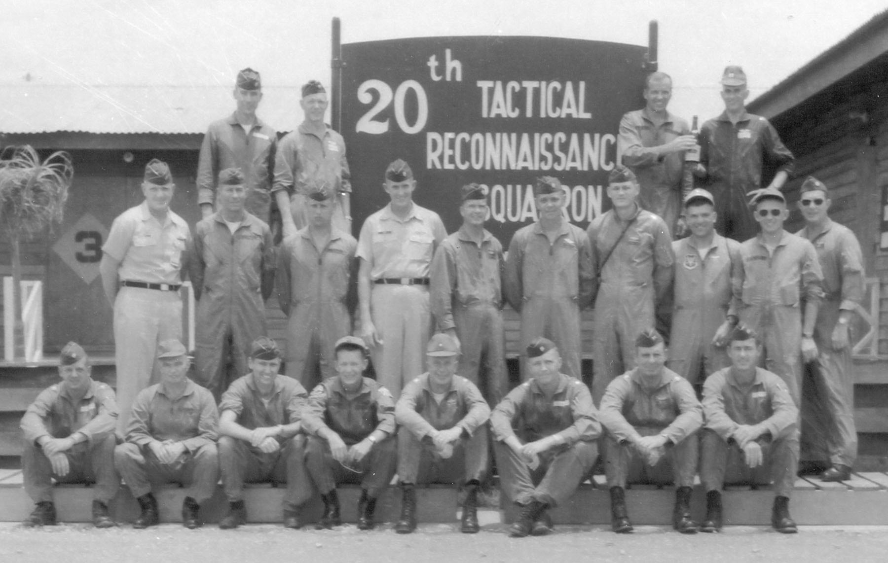20th Tactical Reconnaissance Squadron Honor Roll > National Museum