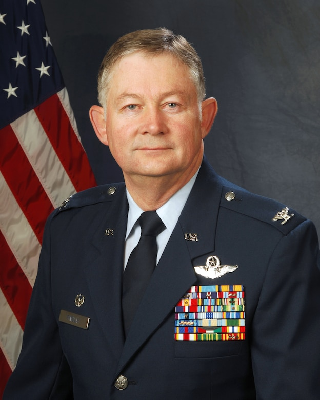 Official photo of Col. Kelvin G. Findlay, 151st Air Refueling wing commander. U.S. Air Force photo by Master Sgt. Burke Baker