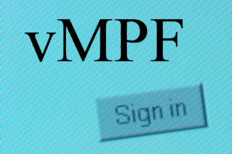 Virtual MPF website graphic for vMPF stories. Original graphic provided by Digital Juice.