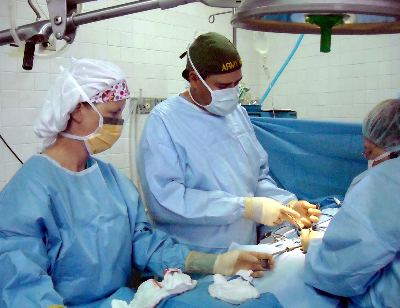 Jtf Bravo Surgical Team Aims To Improve Quality Of Life