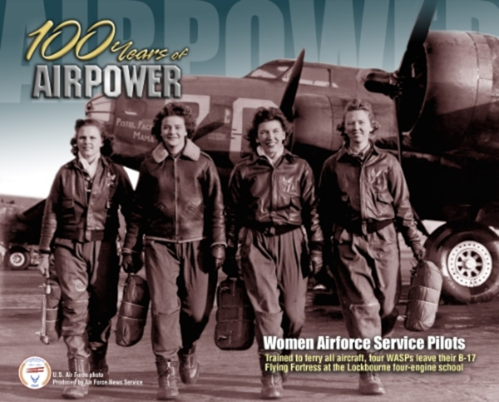 Women Airforce Service Pilots served for love of Flight
