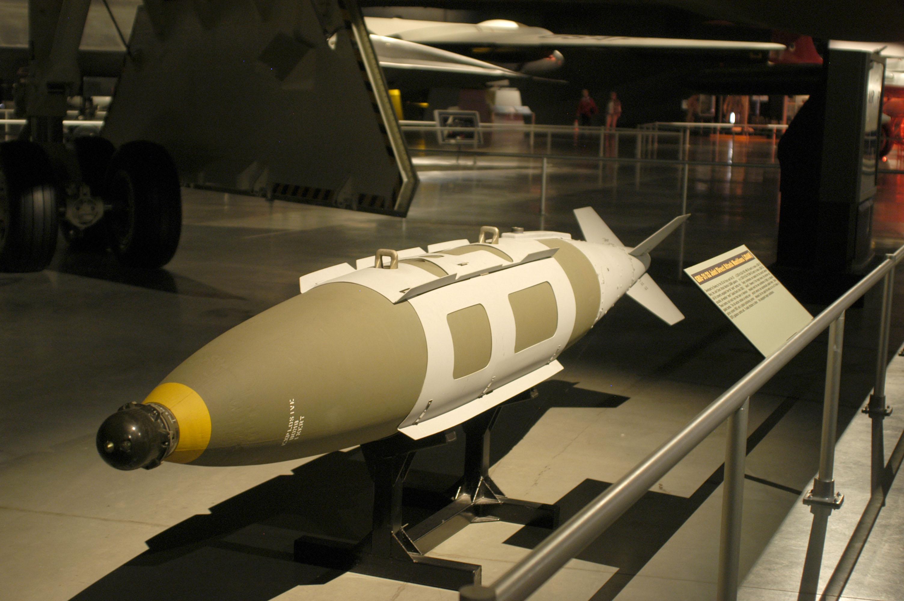 Gbu 31 32 Joint Direct Attack Munitions Jdam Gt National