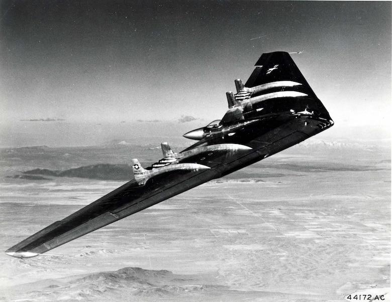 Northrop YB-49 (U.S. Air Force photo)