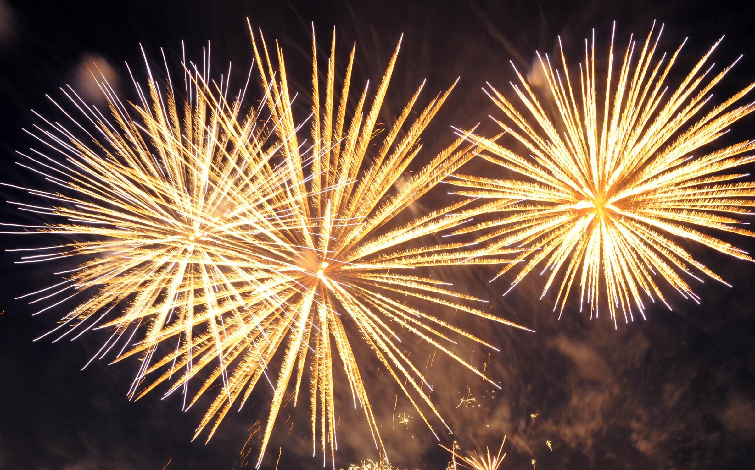 Lake Perry Fireworks