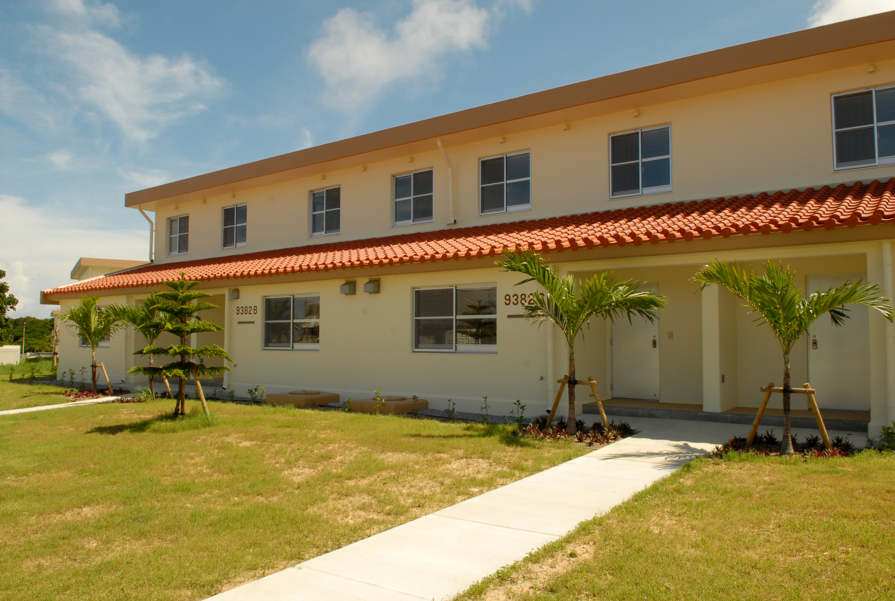 Okinawa Housing Has Come A Long Way; Even More Is On The