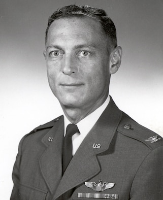 Retired Col. Anthony Mione died May 15, 2009, at age 82. He was the first permanent physics professor at the U.S. Air Force Academy in Colorado Springs, Colo. (U.S. Air Force photo)