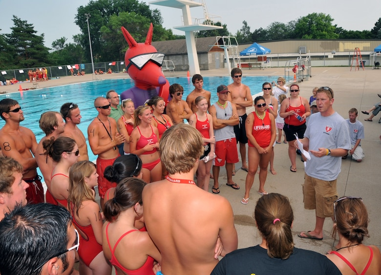 Lifeguard competition > Offutt Air Force Base > News