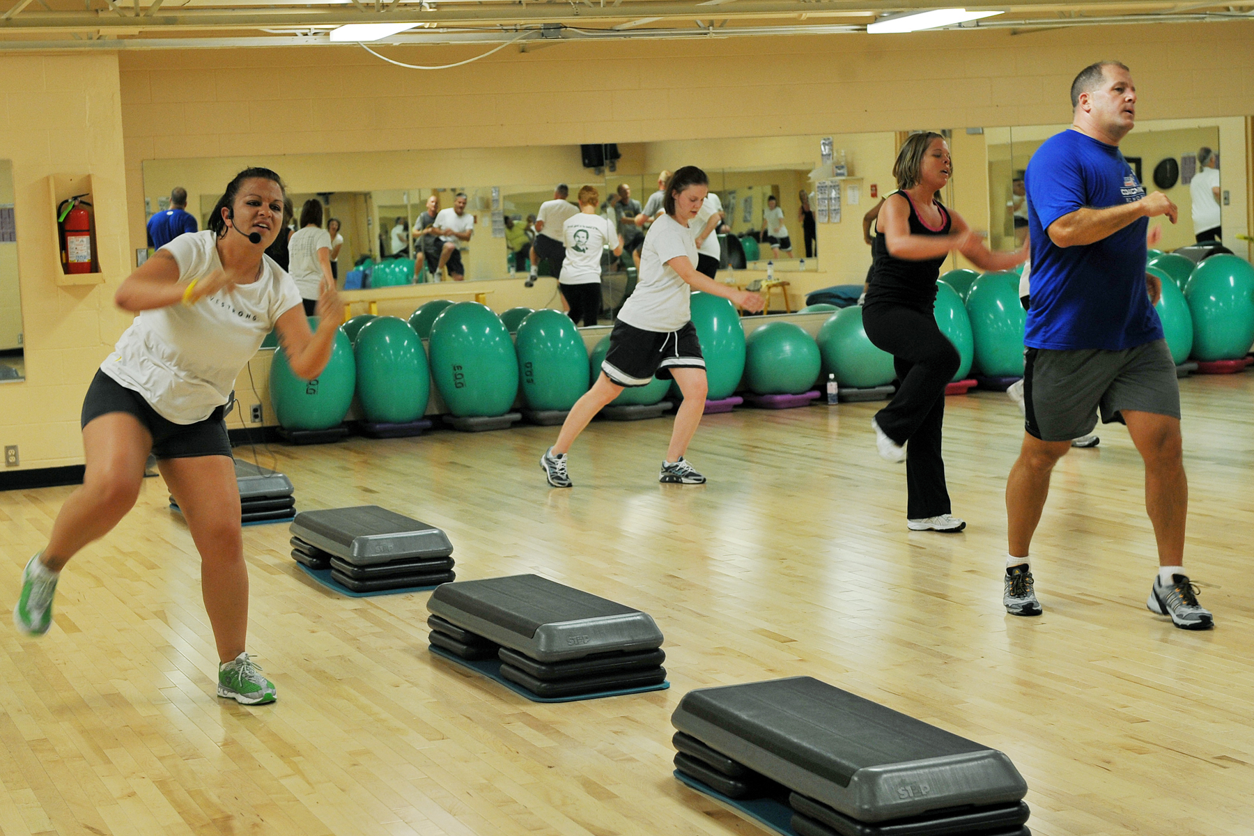 Image result for aerobics exercises
