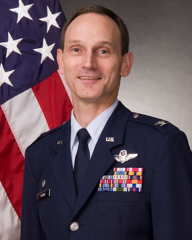 Col. Donald Wilhite, 314th Maintenance Group commander