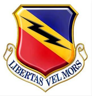 388th Fighter Wing Patch
