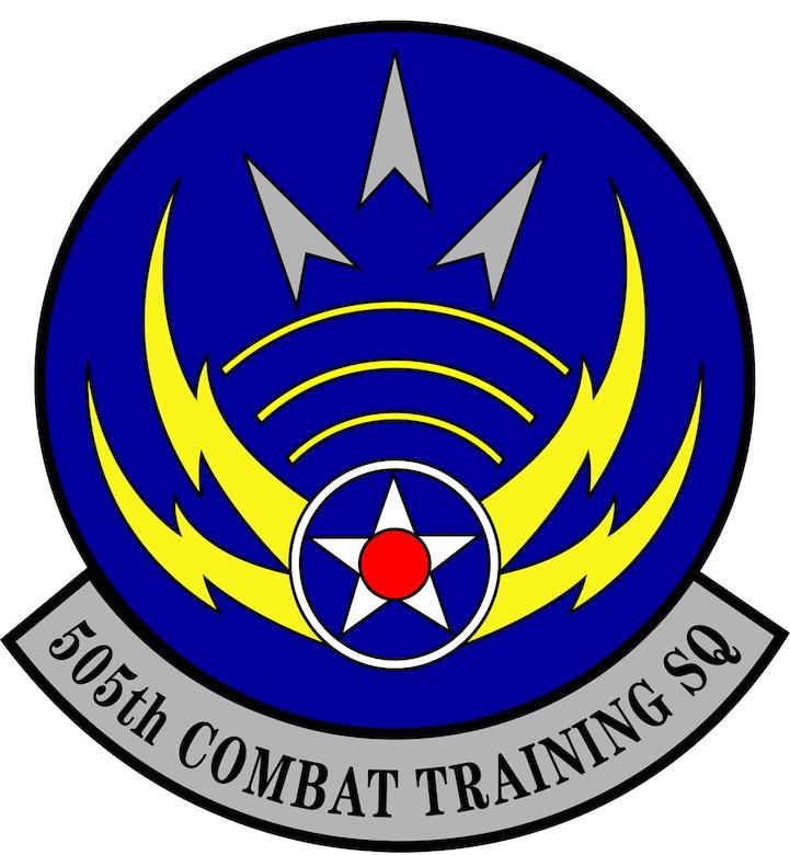 505th Combat Training Squadron emblem